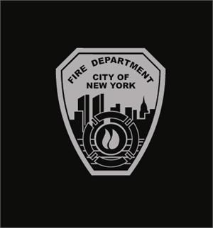 Fire Department City of New York725B Logo