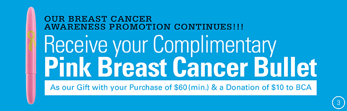 Breast Cancer Promo
