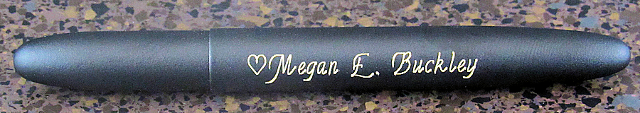 400b engraving sample