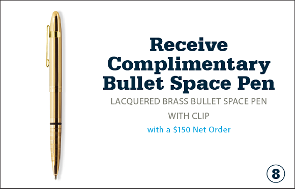 Complimentary Bullet Promotion - Spend $150